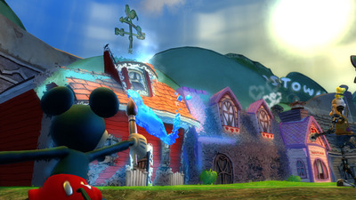 Disney Epic Mickey 2: The Power of Two Screenshot - 1098526