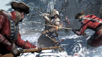 Assassin's Creed III  - 1098612