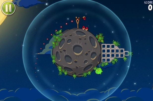 Angry Birds Space  - 1098638