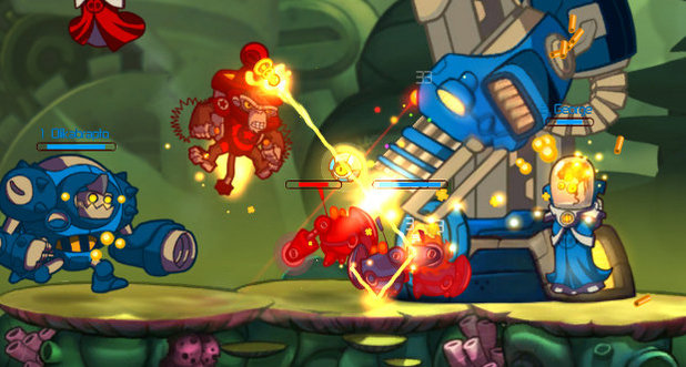 Awesomenauts  - 1098755