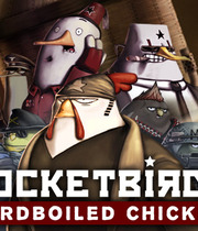 Rocketbirds: Hardboiled Chicken Boxart