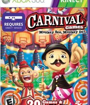 Carnival Games: Monkey See, Monkey Do Boxart