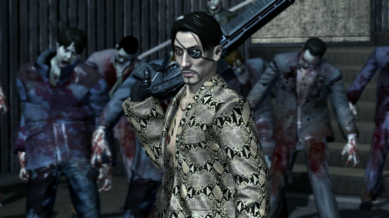 Yakuza: Dead Souls - 3