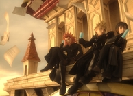 Kingdom Hearts 3D: Dream Drop Distance Image