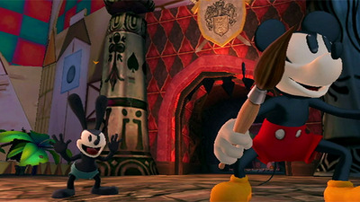 Disney Epic Mickey 2: The Power of Two  - 1099166