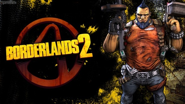 Borderlands 2 Class Wallpaper: Borderlands 2 Class Breakdown: Salvador The Gunzerker