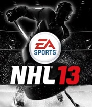 NHL 13 Boxart