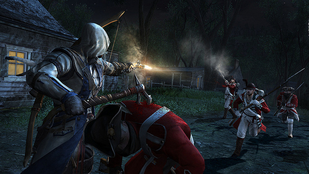 Assassin's Creed III  - 1099222