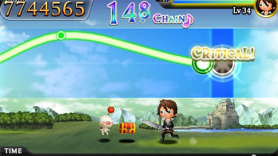 Theatrhythm Final Fantasy  - 1099364