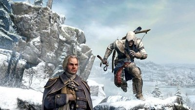 Assassin's Creed III  - 1099404