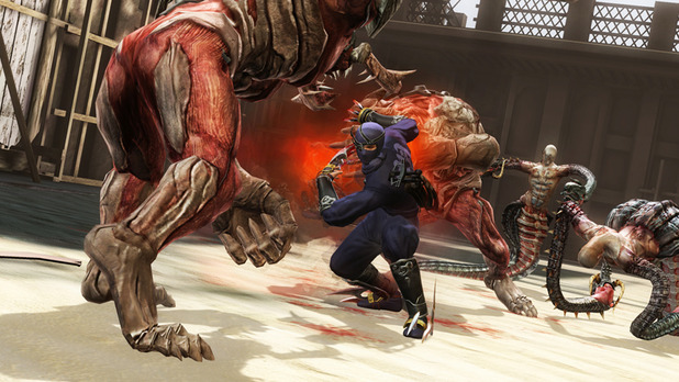 Ninja Gaiden 3 Image
