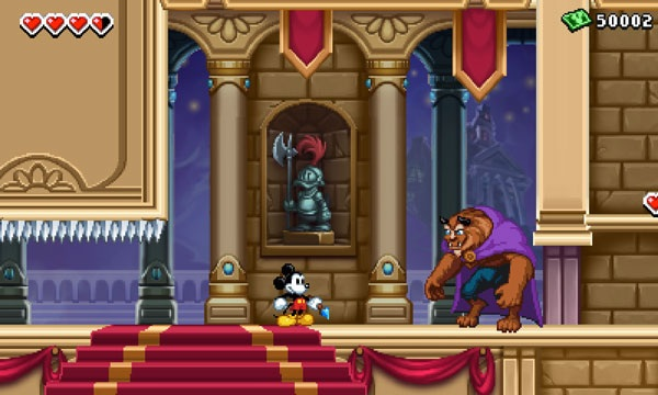 Epic Mickey: Power of Illusion - Fortress