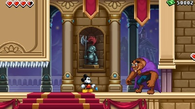 Disney Epic Mickey 2: The Power of Two  - 1099485