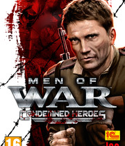 Men of War: Condemned Heroes Boxart