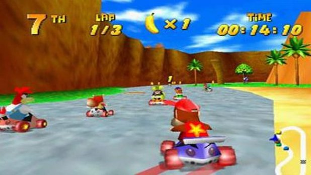 Diddy Kong Racing DS  - 1099558