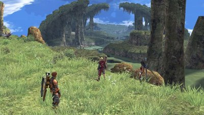 Xenoblade Chronicles  - 1099768