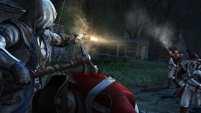 Assassin's Creed III  - 1099806