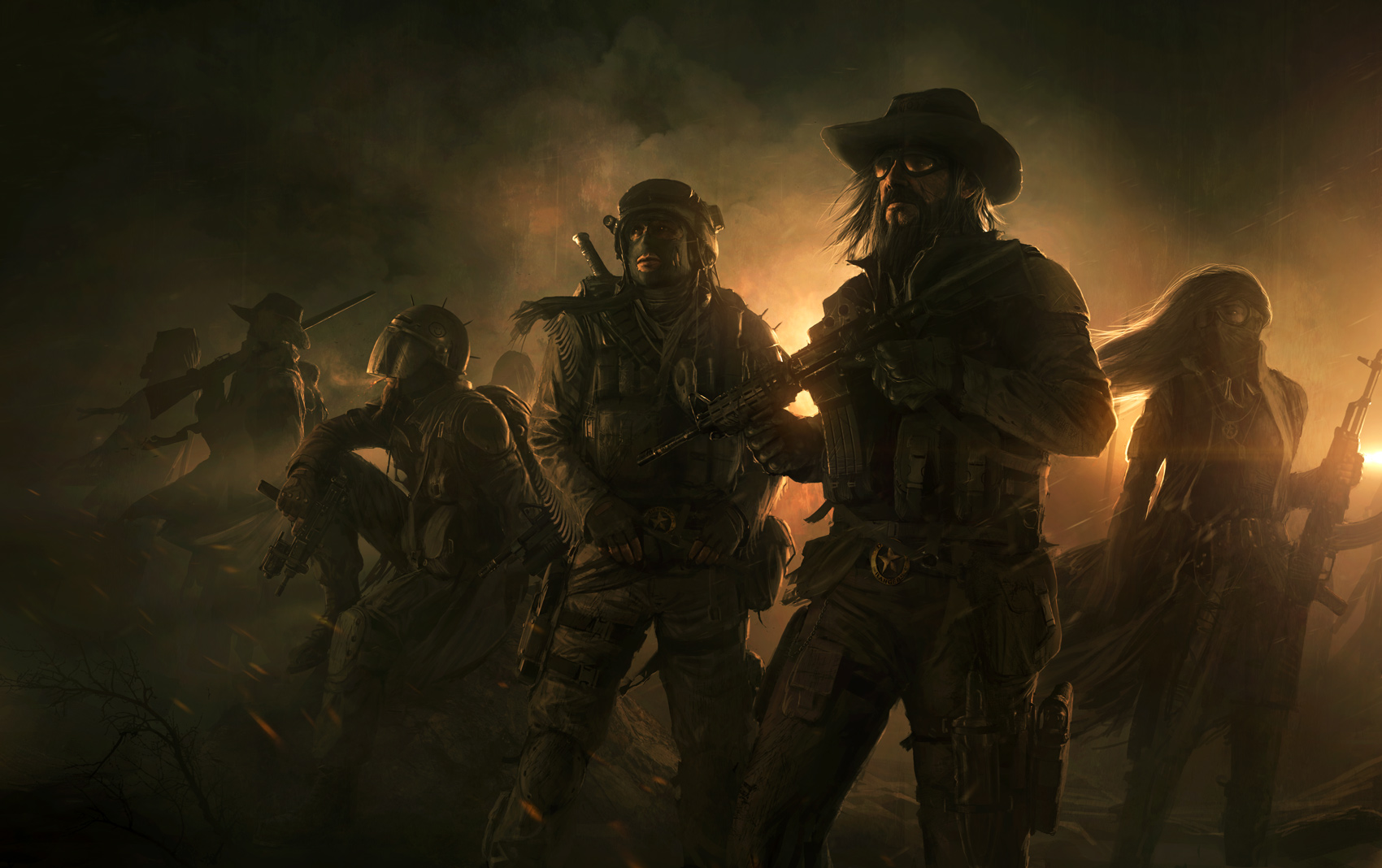 Wasteland 2 Concept Art