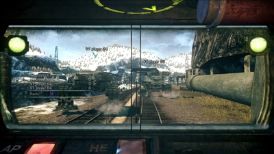 Steel Battalion: Heavy Armor Screenshot - 1099962