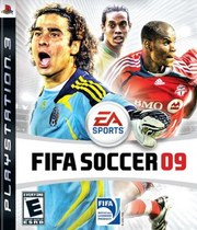 FIFA 09 Boxart