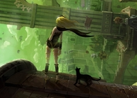 Gravity Rush Image