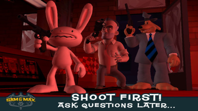 Игра Sam & Max Beyond Time and Space Episode 4. Chariots of the Dogs дл