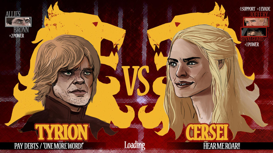 A Game of Thrones - on DeviantART