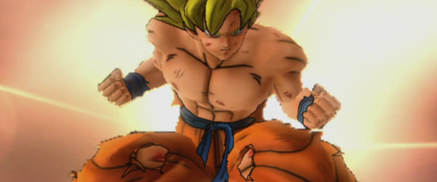 Dragon Ball Z for Kinect - Feature