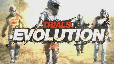 Trials Evolution  - 1100729