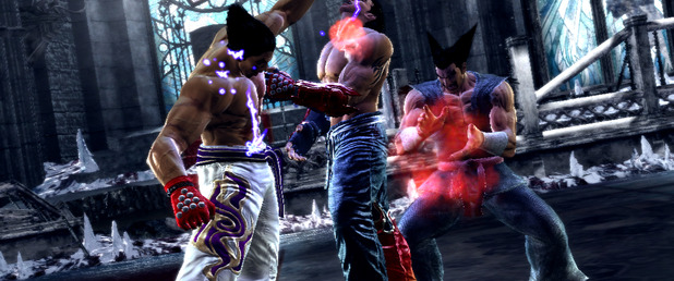 Tekken Tag Tournament 2 - Feature