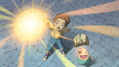 Ni No Kuni: Wrath of the White Witch  - 1100819