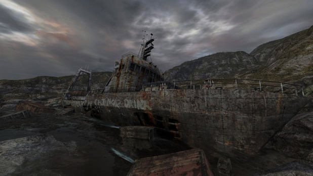 Dear Esther - Feature