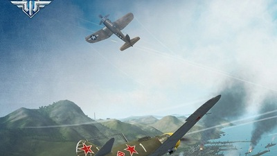World of Warplanes  - 1101005