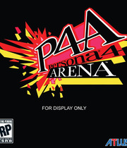 Persona 4 Arena Boxart