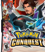 Pokmon Conquest Boxart