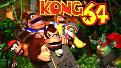 Donkey Kong Country Returns  - 1101156