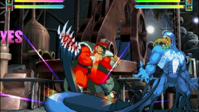 Marvel vs Capcom 2  - 1101163