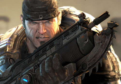 marcus fenix