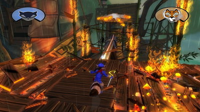 Sly Cooper: Thieves in Time  - 1101208