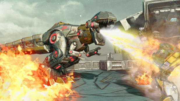 Transformers: Fall of Cybertron Screenshot - 1101226