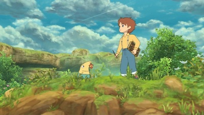 Ni No Kuni: Wrath of the White Witch  - 1101279