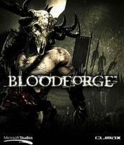 Bloodforge Boxart