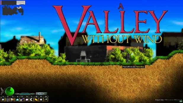 A Valley Without Wind Image