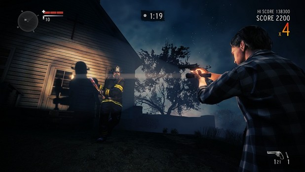 Alan Wake&#x27;s American Nightmare Image