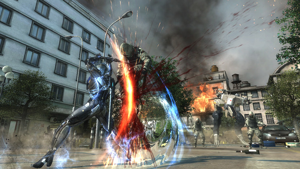 Metal Gear Rising: Revengeance  - 1101578