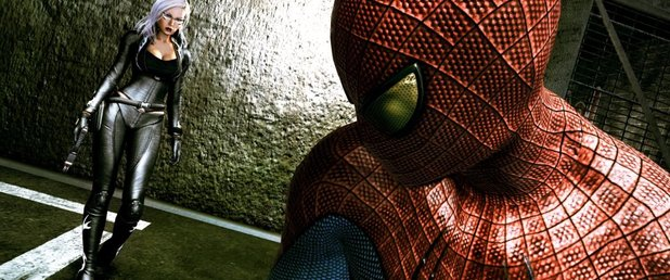 The Amazing Spider-Man: The Game