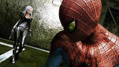 The Amazing Spider-Man: The Game  - 1101658