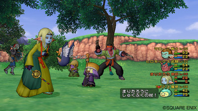 Dragon Quest IX: Sentinels of the Starry Skies  - 1101660