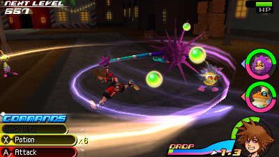 Kingdom Hearts 3D: Dream Drop Distance  - 1101802