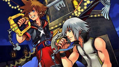 Kingdom Hearts 3D: Dream Drop Distance  - 1101808